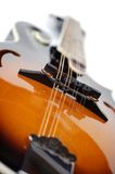 Mandolin on White Stock Photo