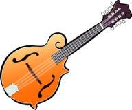 mandolina royalty ilustracja