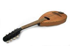 Mandolina del instrumento de la música tradicional Fotos de archivo