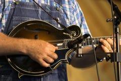 Mandoline Photographie stock libre de droits