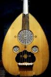 Mandoline classique d'instrument musical photographie stock libre de droits