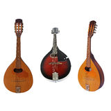 Mandolins Royalty Free Stock Images