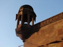 Mandore庭院,乔德普尔城,拉贾斯坦,印度 免版税库存图片