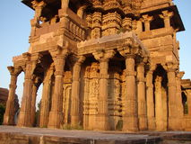 Mandore ogródy, Jodhpur, Rajasthan, India Zdjęcia Stock