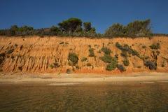 Mandraki Beach Stock Photos
