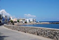 Mandraki beach, Nisyros island Stock Image