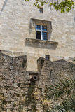 Mandraki, vieille ville, Rhodes Photo libre de droits