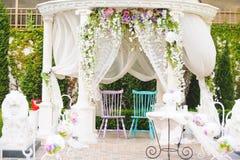 Mandril luxuoso com cadeiras fotos de stock royalty free