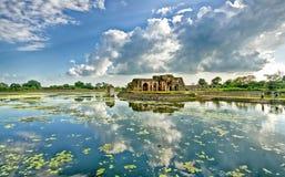Mandu, Madhya Pradesh Obrazy Royalty Free