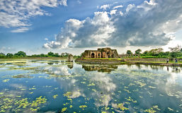 Mandu, Madhya Pradesh Immagini Stock Libere da Diritti