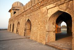 Mandu Sud archaeological site Royalty Free Stock Image