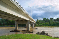 Mandulog Bridge Iligan Stock Photo