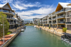 Mandurah in western Australia Stock Photography
