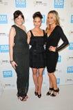 Mandy Moore,Ashley Judd,MOLLY SIMMS Royalty Free Stock Photo