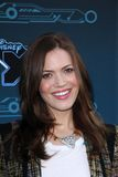Mandy Moore at Disney XD's  Royalty Free Stock Images
