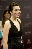 Mandy Moore von USA in DIFF Lizenzfreie Stockfotos