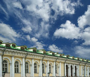 Manege Exhibition Hall in Moscow. Russia Stock Photography