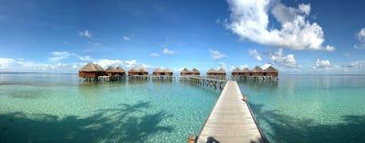 Maneira ao paraíso Foto de Stock Royalty Free