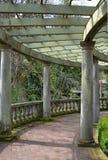 Maneira da caminhada no parque do hatley Imagem de Stock Royalty Free