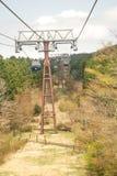 Maneira da corda de Hakone Fotos de Stock