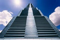 Maneira da escada Imagens de Stock Royalty Free