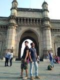 Maneira da porta de Índia Fotos de Stock Royalty Free