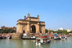 Maneira da porta de Índia Fotos de Stock