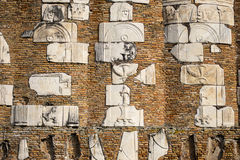 Maneira de Appian Foto de Stock