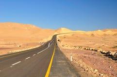 Maneira de deserto. Imagem de Stock