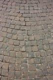 Maneira de pedra cinzenta da caminhada Fotografia de Stock Royalty Free