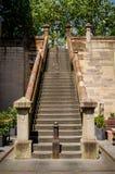 Maneira para as escadas Imagens de Stock Royalty Free