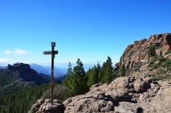 Maneira a Roque Nublo Imagem de Stock Royalty Free