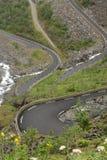 Maneiras de estrada Fotografia de Stock Royalty Free