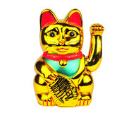 Maneki Neko Royalty Free Stock Images