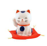 Maneki - neko Royalty Free Stock Image