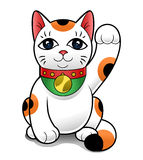 Maneki neko Royalty Free Stock Photos