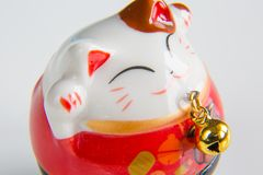 Maneki Neko. Lucky Cat Stock Photos