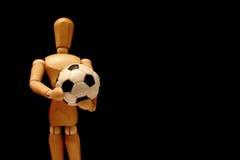 manekin sportowego Zdjęcie Royalty Free