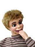 Manequim 4 do Ventriloquist Fotografia de Stock