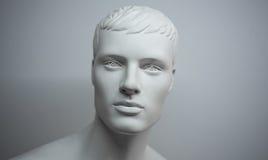 Manequim branco Imagem de Stock Royalty Free