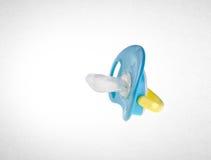 manequim do bebê ou silicone do manequim do bebê em um fundo Foto de Stock Royalty Free