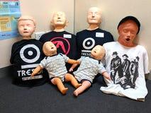 Manequim do CPR imagem de stock royalty free