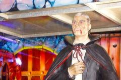 Manequim do vampiro Fotografia de Stock Royalty Free