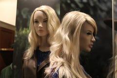 Manequins das jovens mulheres Imagem de Stock Royalty Free