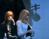 Manequins - meninas Fotografia de Stock