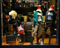 Manera 2011 de la Navidad Fotografía de archivo