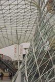 Manera adentro a la expo hecha justa en Milán Foto de archivo libre de regalías