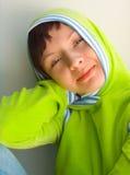 Manera adolescente Imagen de archivo libre de regalías