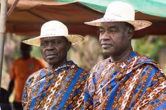 Manera africana Foto de archivo libre de regalías