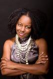 Manera africana Fotos de archivo